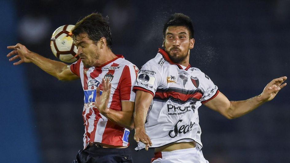 Copa Sudamericana: Colón cayó por la mínima ante Junior de Barranquilla en Colombia
