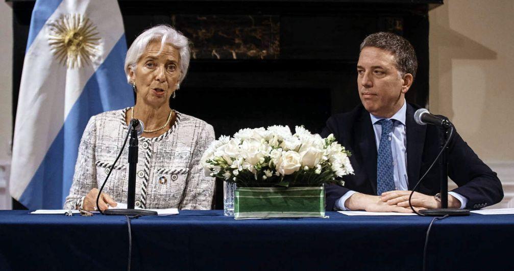 El FMI garantiza a Macri terminar su mandato sin default