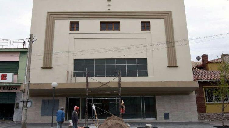 Luego de 35 años,  el cine de Palmira reabrirá en diciembre