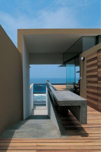 10 países - 10 diseñadores: desde Perú, Sandra Barclay & Jean Pierre Cruise