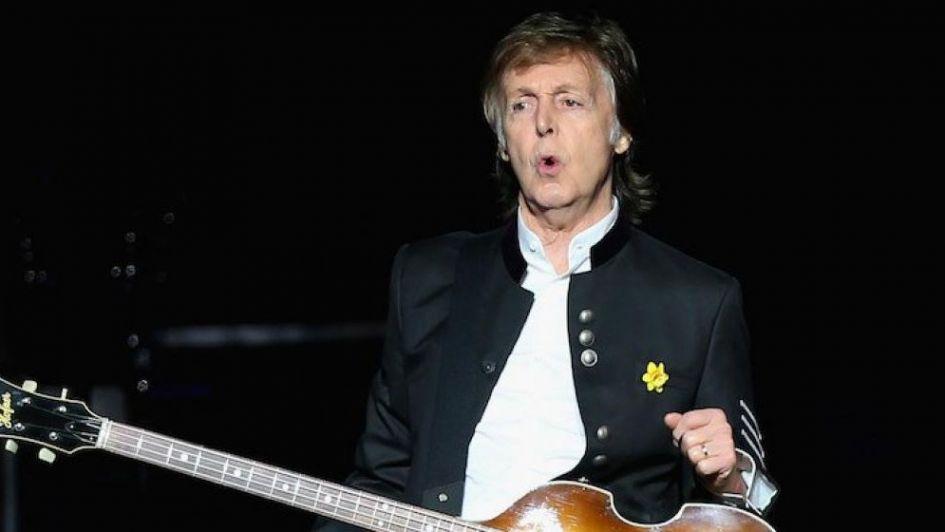 Paul McCartney publicará un libro infantil sobre su experiencia como abuelo