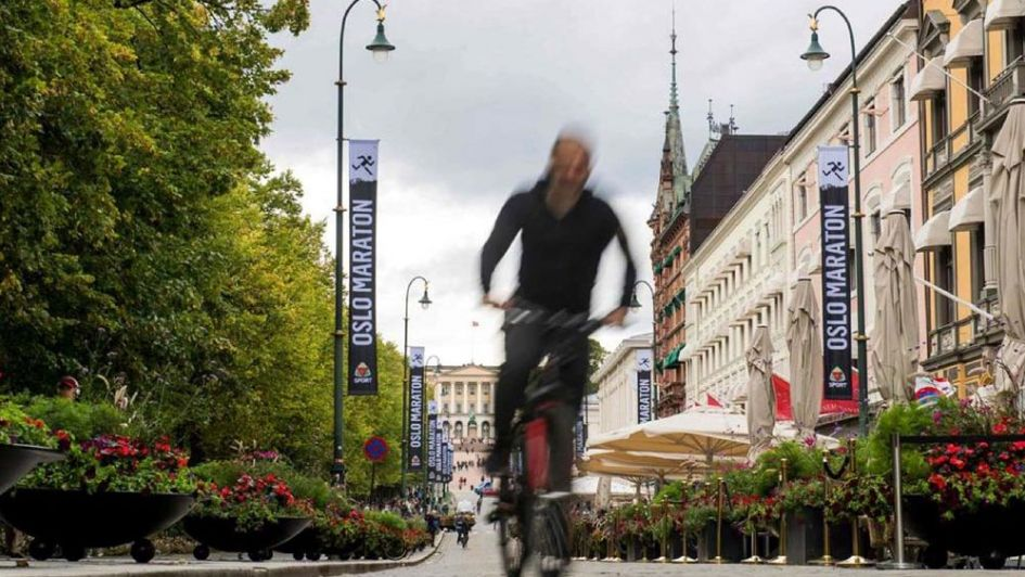 Oslo le declaró la guerra al automóvil