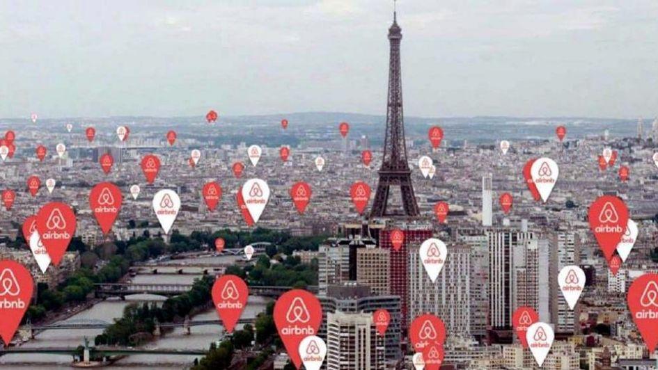 Crece el rechazo en París por los alquileres online