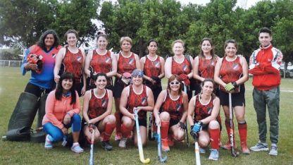Las campeonas de cobre son del Deportivo Maipu