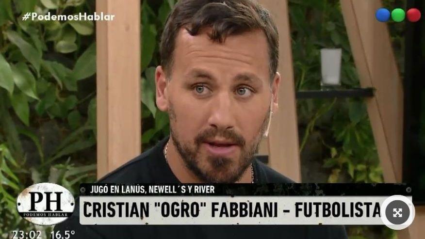 El día que Fabbiani resignó 4 millones de euros por amor