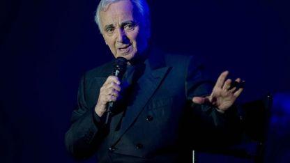 Una leyenda. Aznavour era sinónimo de su país, Francia, aunque nunca cortó sus raíces con sus orígenes armenios.