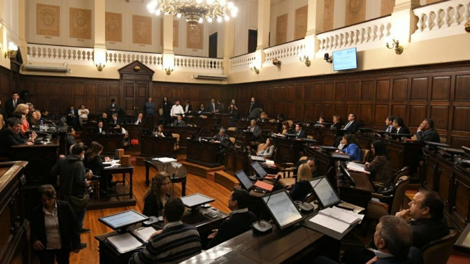 Seguilo en vivo: en sesión especial, el oficialismo busca aprobar el Código de Faltas