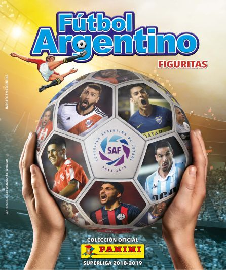 De regalo, con Los Andes, el nuevo Álbum Oficial Panini del Fútbol Argentino