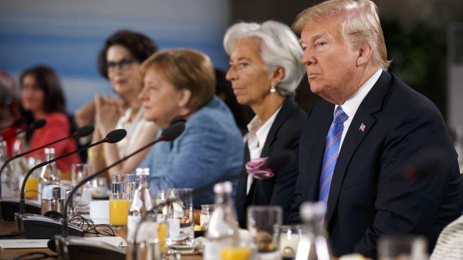 El poderoso G7 salió a respaldar a la Argentina