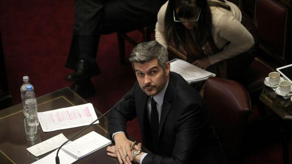 Noticias: En pleno debate del Presupuesto, Marcos Peña vuelve al Congreso