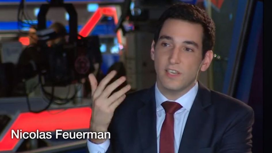 Conmoción por la muerte del periodista de Telefé y C5N, Nicolás Feuermann