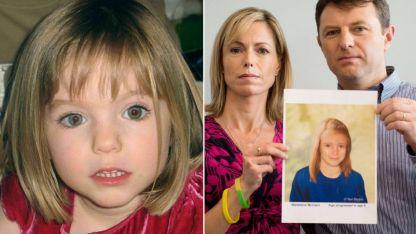 La búsqueda de Maddie está activa desde 2007.