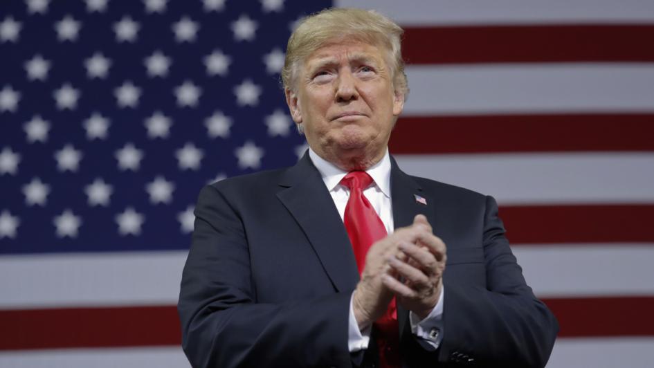 Trump separó a más de 6 mil familias