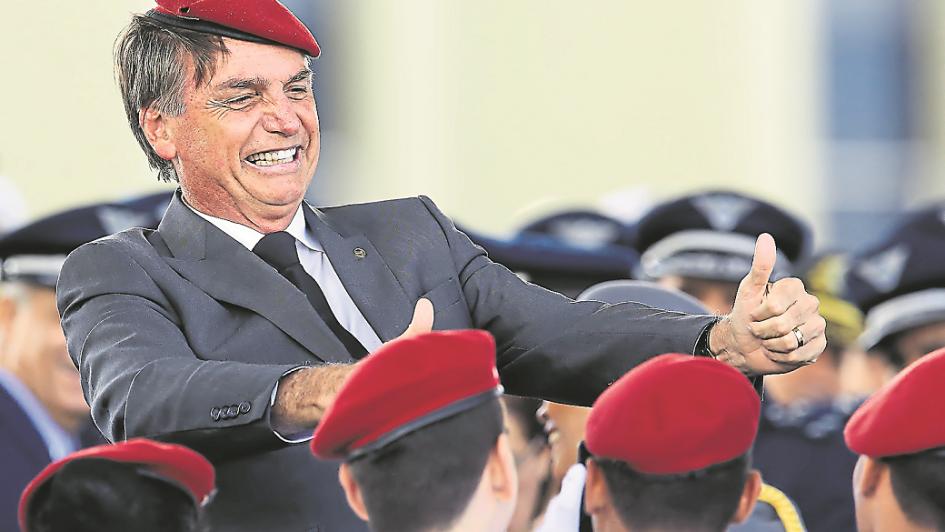 Elecciones en Brasil: Bolsonaro a pasos de ganar en primera vuelta