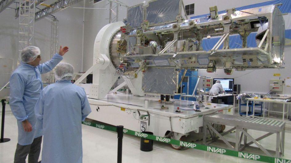 Lanzaron un satélite argentino que esperan sea muy útil para el agro
