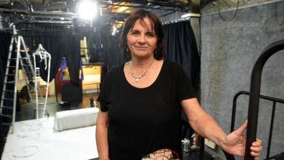 Alicia Casares, directora de la Vendimia 2019.