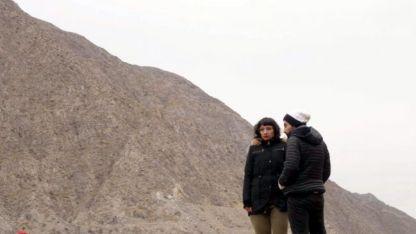 """""""Cordillera"""" tiene dos personajes protagónicos: Alina y Nahuel."""