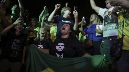 Tras la gran elección de ayer, Jair Bolsonaro quedó muy bien posicionado para la segunda vuelta.