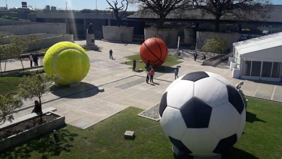 "En Buenos Aires se vive la fiesta mundial del deporte - Por Leandro ""Tato"" Aguilera"