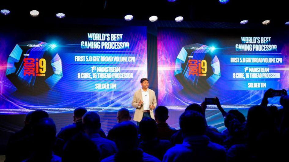 Intel presenta su