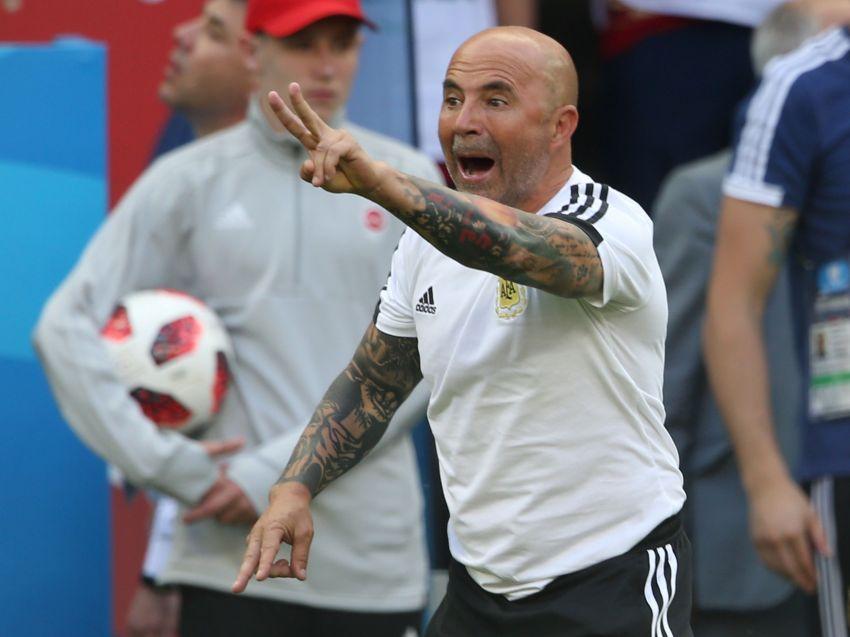 Sampaoli sigue sin saber para qué fue al Mundial — Asombroso