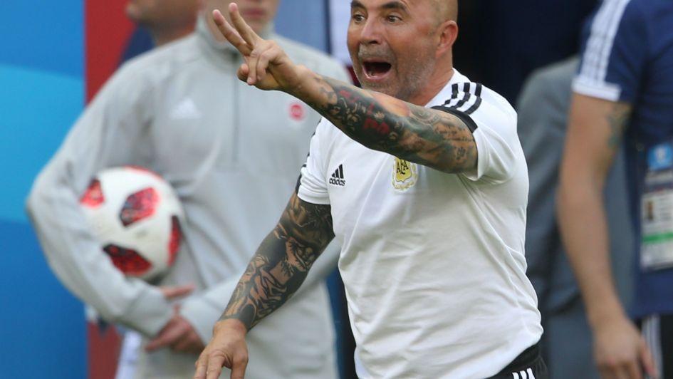 Sampaoli y su paso por Argentina: