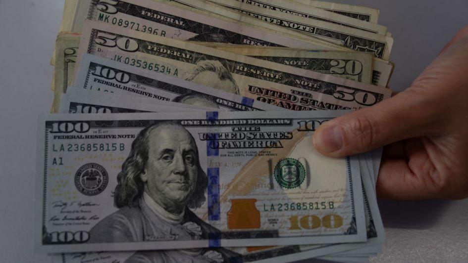 El dólar volvió a cotizar a la baja y cerró a $37,50 en el Banco Nación