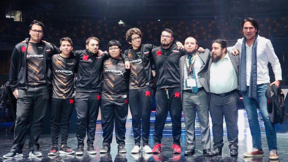 Exclusiva con Infinity eSports, el equipo