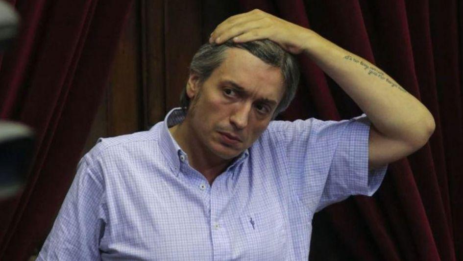 Máximo Kirchner fue citado a declarar en la causa de los