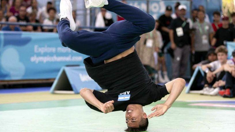 Breaking: del Bronx a ser olímpico