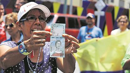 Situación. Venezuela atraviesa una crisis humanitaria sin precedentes.