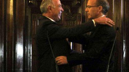 Nuevo cargo. El 1 de octubre Rosenkrantz asumió al frente de la Corte Suprema de Justicia.