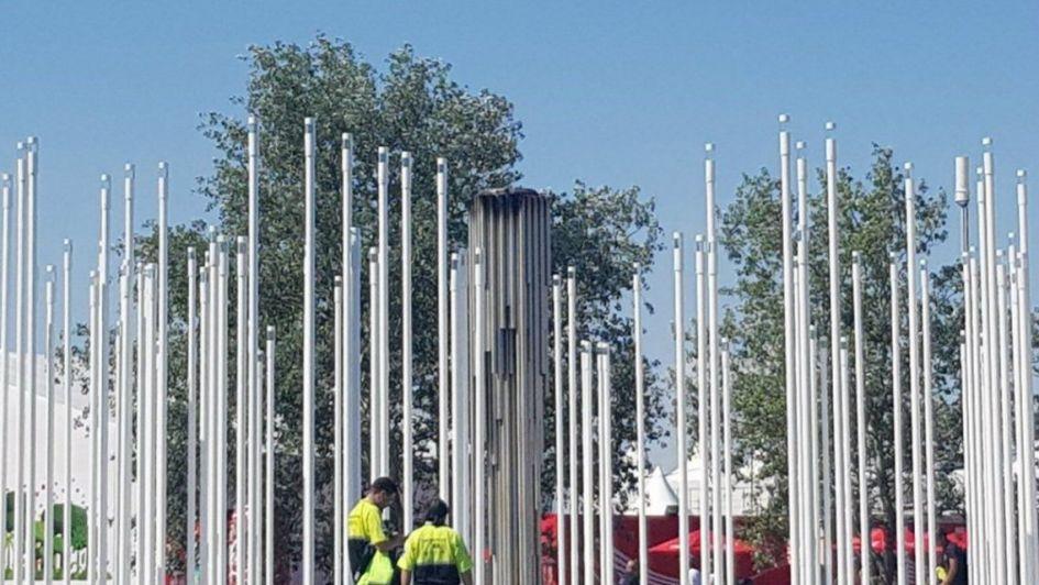 Inédito: se apagó la llama en el tercer día de los Juegos Olímpicos de la Juventud