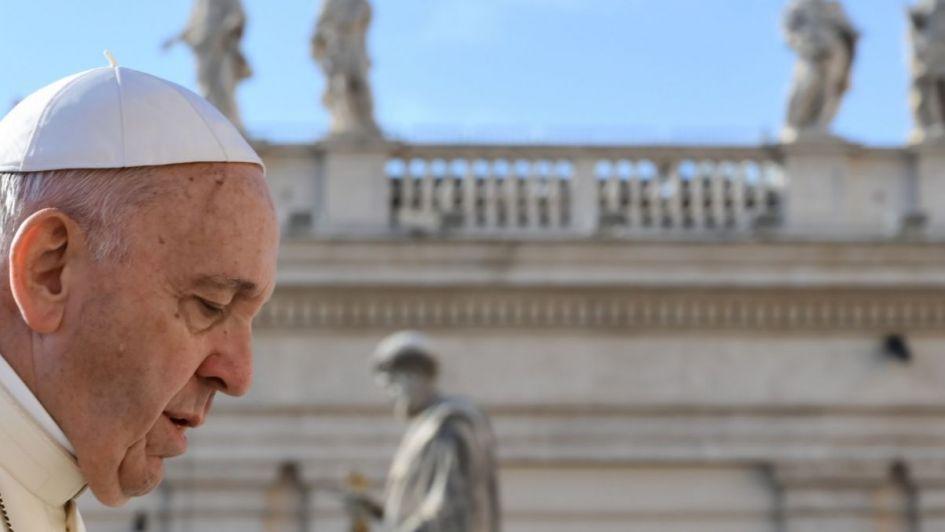 """El Papa comparó el aborto con """"contratar a un sicario para acabar con una vida humana"""""""