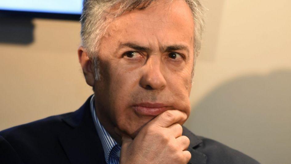 """Cornejo: """"Proponemos que el Estado y las empresas se hagan cargo de la compensación"""