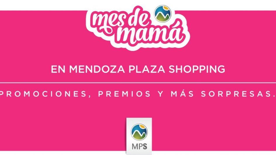 El mes de la madre se vive en Mendoza Plaza Shopping