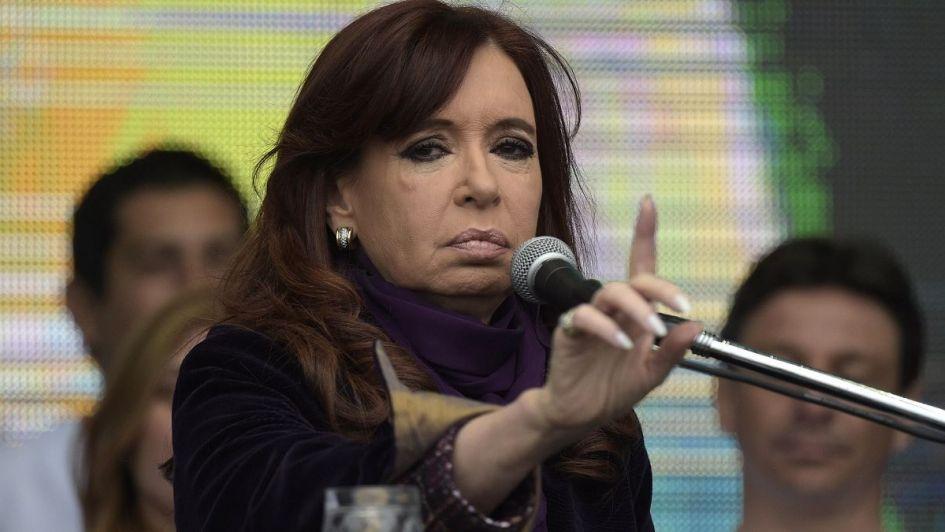 Cristina no habló de De Vido pero sí de la tarifa del gas: