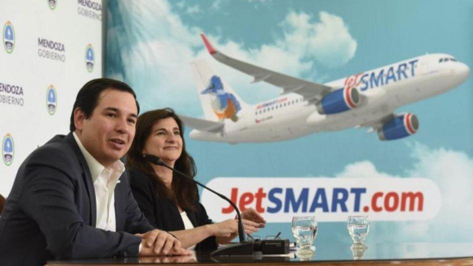 Una nueva aerolínea ofrecerá vuelos directos de Mendoza a La Serena y Santiago de Chile