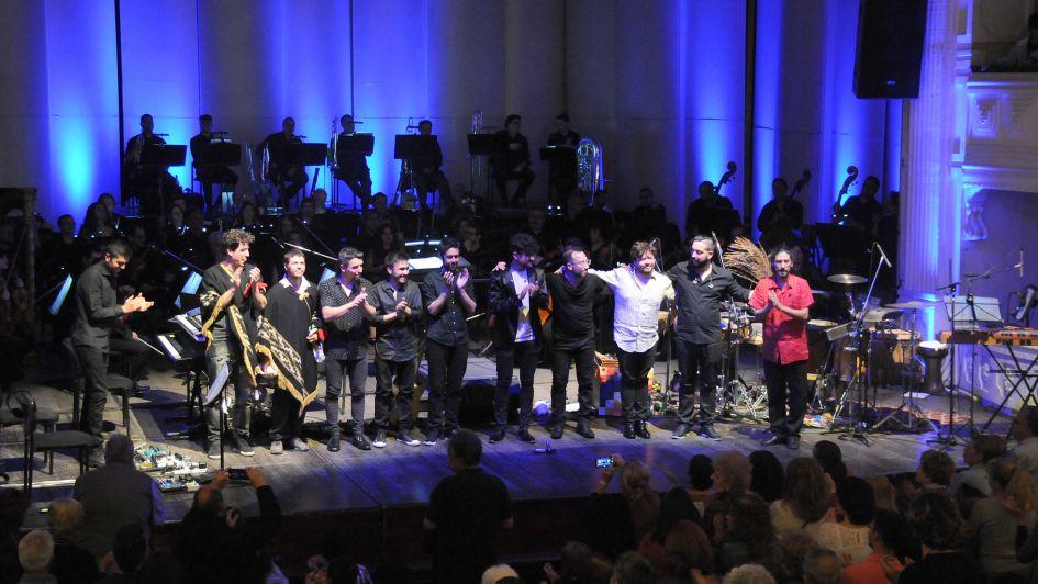 Música y homenaje en el Independencia