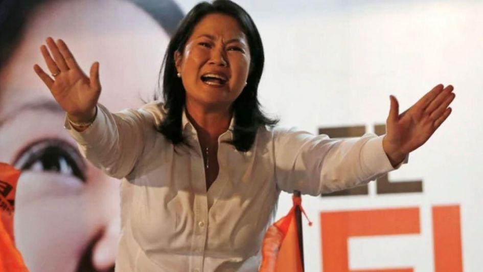 Perú: detuvieron a Keiko Fujimori acusada de recibir aportes ilegales de Odebrecht