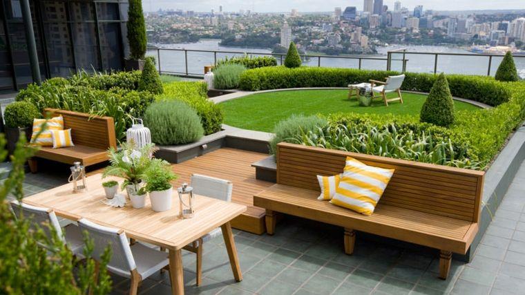 Descubrí los beneficios más importantes de los techos verdes