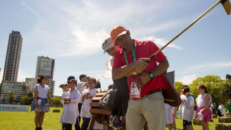 El Polo volvió a los Juegos Olímpicos