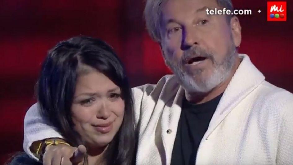 Joven venezolano conmovió con su audición de canto a Ricardo Montaner