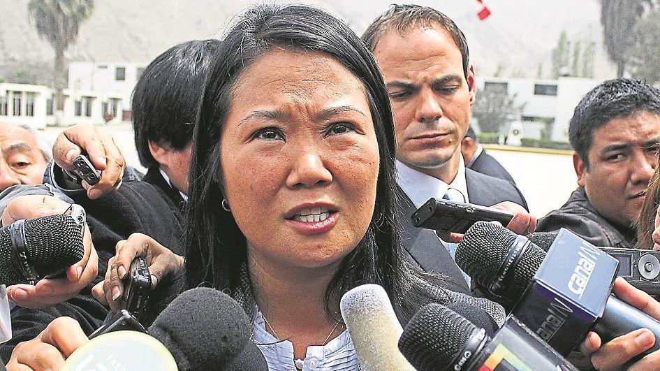 La detención de Keiko, otra tormenta para la familia Fujimori