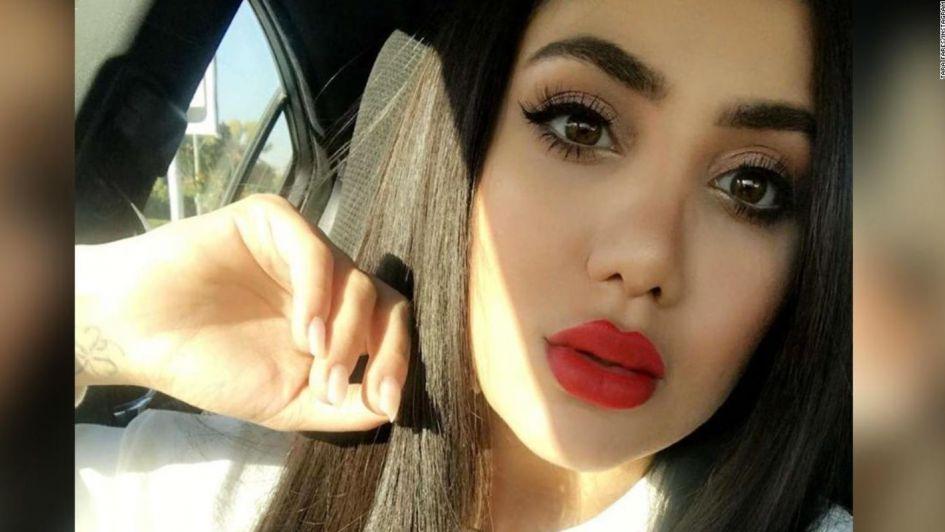 El asesinato de la influencer Tara Fares  quedó registrado