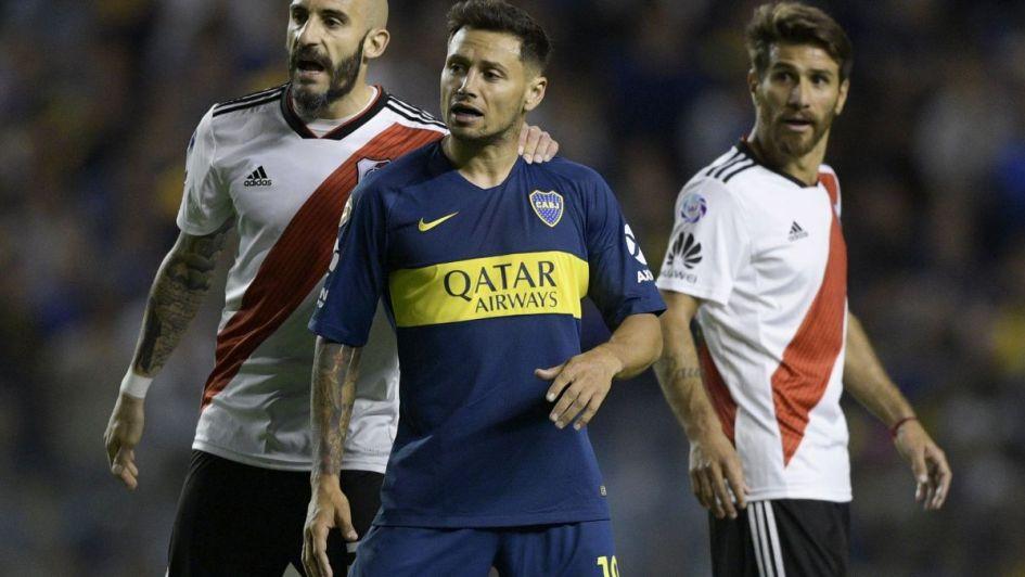 La polémica frase de Mauro Zárate acerca de una posible final de la Libertadores con River