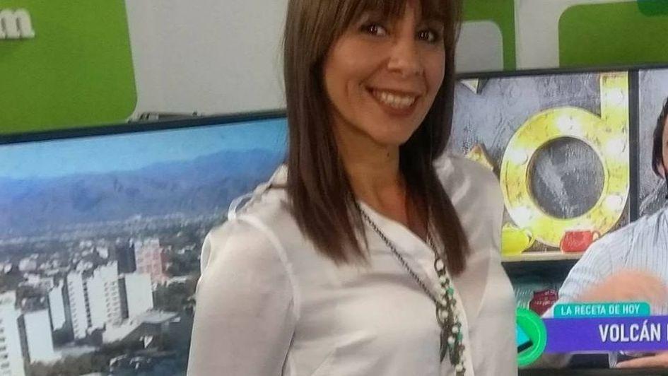 Natalia Mantineo anunció su embarazo y hubo un momento muy emotivo en Canal 9 Televida