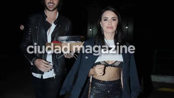 El extraño look de Lali Espósito para la celebración de su cumpleaños