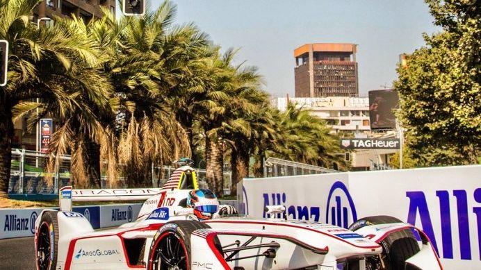 José María López continuará en la Fórmula E con el Dragon Racing