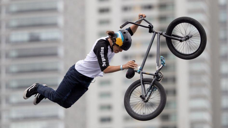 Juegos Olímpicos de la Juventud: el BMX le dio la segunda medalla de oro a Argentina
